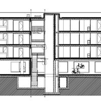 Zijaanzicht appartementsblok (c) KPW Architecten.PNG